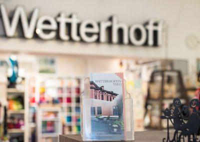 Wetterhoff-esite
